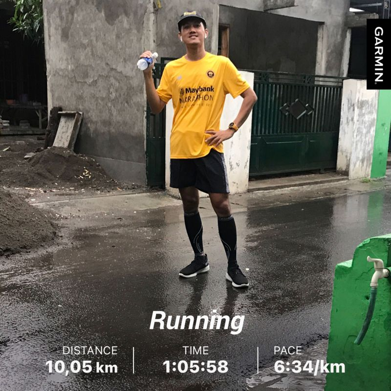 10 km personal best