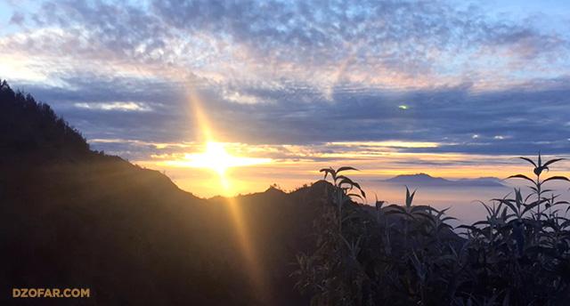 Sun Rise Bromo