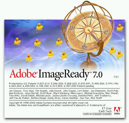 adobe image ready