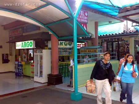Bakso Stasiun Gubeng Surabaya