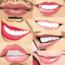 Tutorial Vector Corel Draw: Macam-macam Warna Bibir