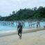 Liburan ke Pantai Karanggongso Trenggalek