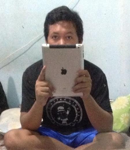 ndop dan iPad 4nya