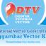 Video Tutorial Vector Corel Draw: Menggambar Wajah Menjadi Kartun