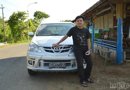 Penjaga Mobil