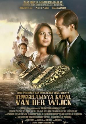 Cover Film Tenggelamnya Kapal Van Der Wijck