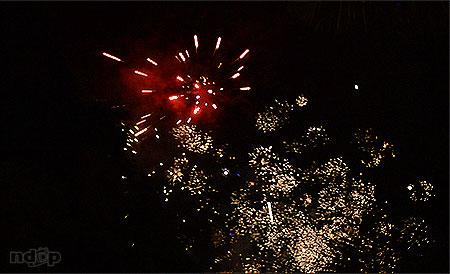kembang api 2013 Alun-alun Nganjuk