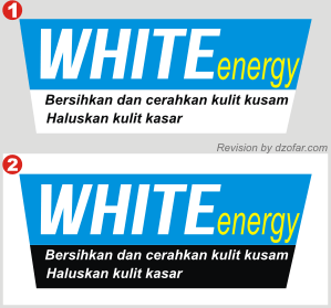 WHITE ENERGY REVISION