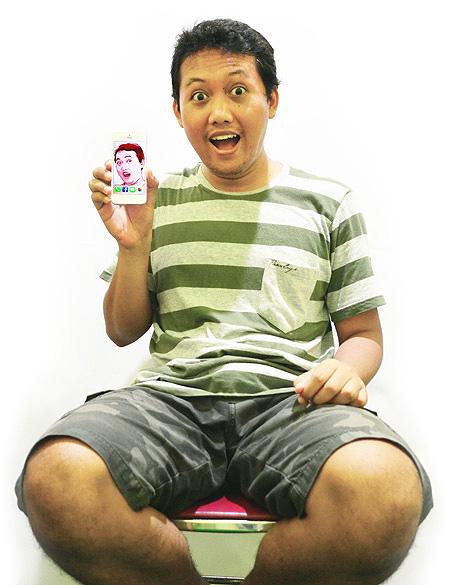 Ndop and iPhone 5