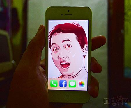 iPhone Ndop