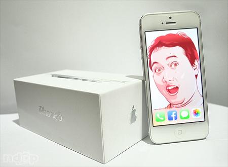 iPhone 5 milik Ndop