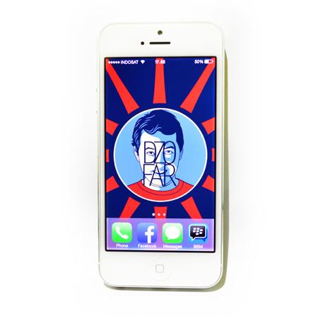 Penampakan iPhone 5