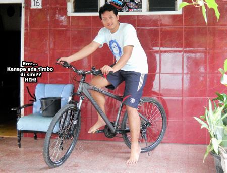 Ndop dan Sepeda