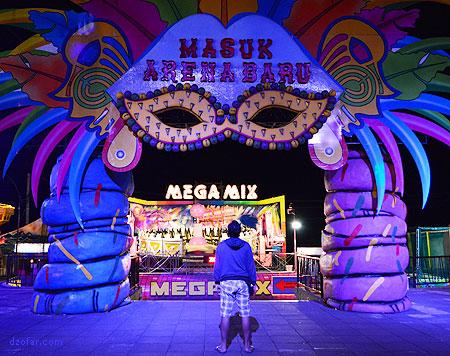 MEGAMIX Batu Night Spectacular