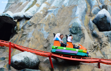 Volcano Coaster Jatim Park 1