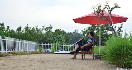 View lain Jepara Beach Hotel