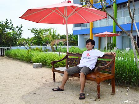 Aryan di Jepara Beach Hotel