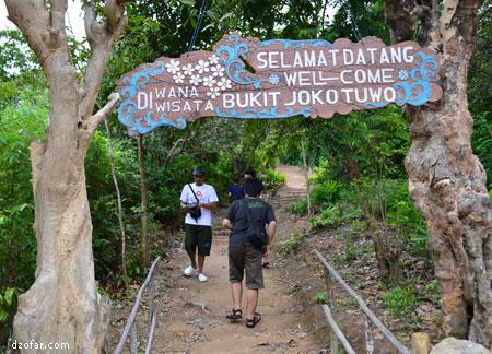 Bukit Joko Tuwo Karimun Jawa