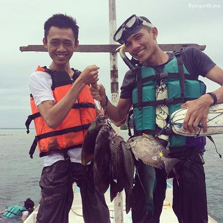 Ikan Tangkapan
