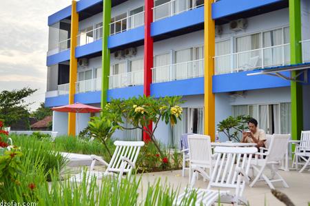Jepara Beach Hotel bersama kak Joddi