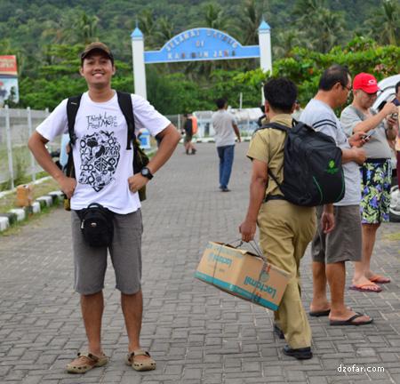 Selamat datang di Karimun Jawa