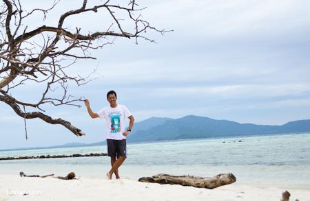 Pulau Cemoro Kecil dan ndop