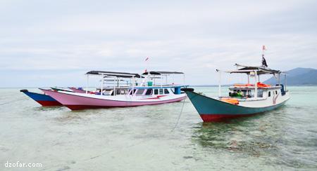 Perahu lain