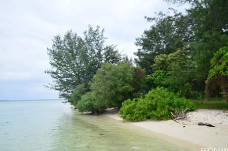 Pulau Cemara Kecil