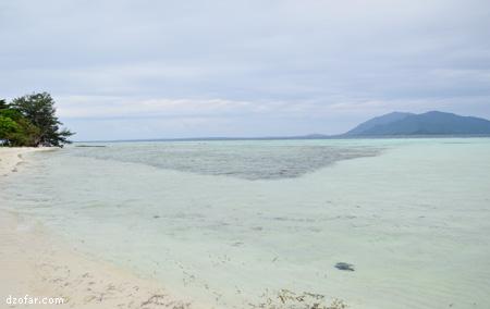 Segitiga di pulau