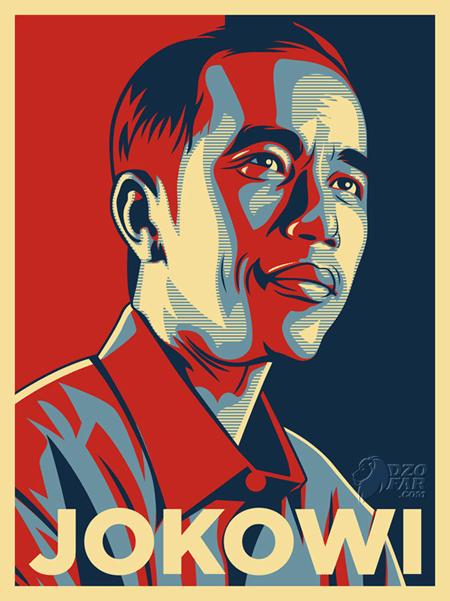 Jokowi Karya dzofar.com