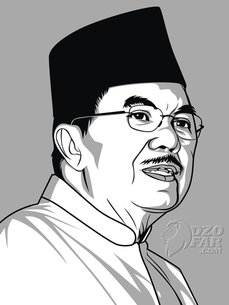 Jusuf Kalla by dzofar.com