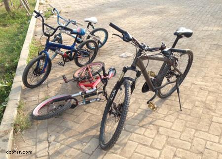 Sepeda Geng Arjuno Junior