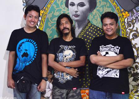Foto bareng mas Apeep
