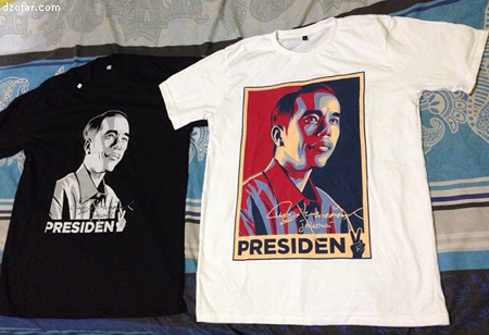 Kaos Jokowi