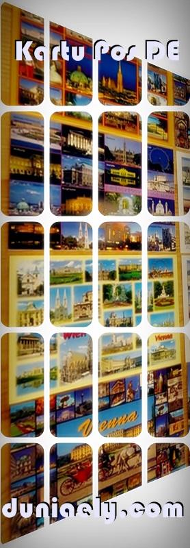 Kartu pos Austria duniaely.com