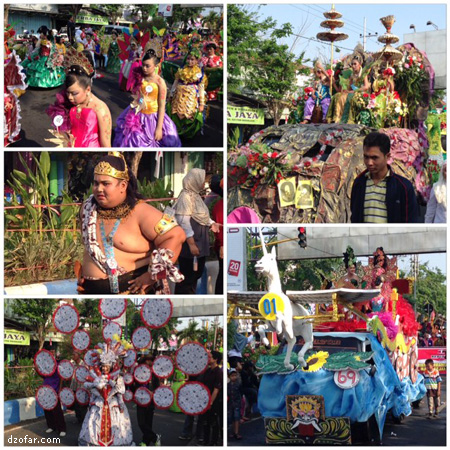 Karnaval SD