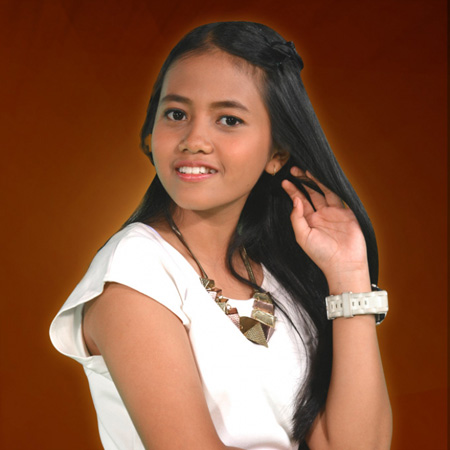 HANIN DHIYA Rising star Indonesia