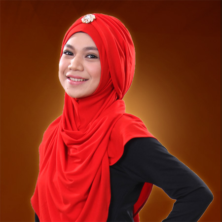 Indah Nevertari Rising Star