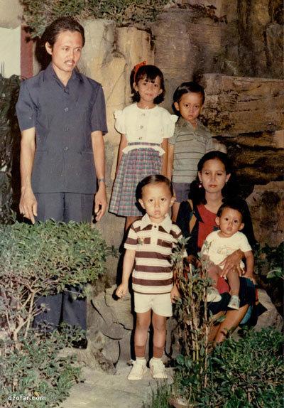 Foto Keluarga Djainuri