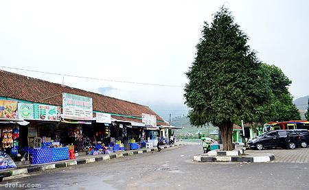 Pusat Oleh-oleh Dieng