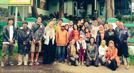 Travel Blogger di Pendopo Soeharto Whitlam