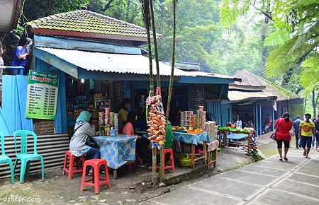 Penjual Makanan Sedudo