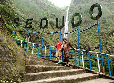 Sedudo bareng Mawi