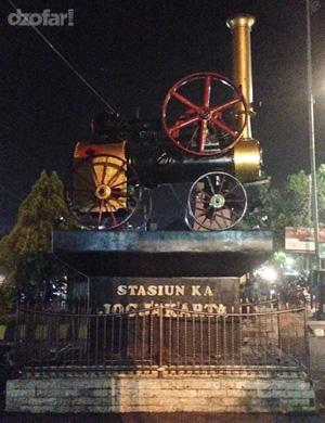 Stasiun Kereta Tugu Yogyakarta