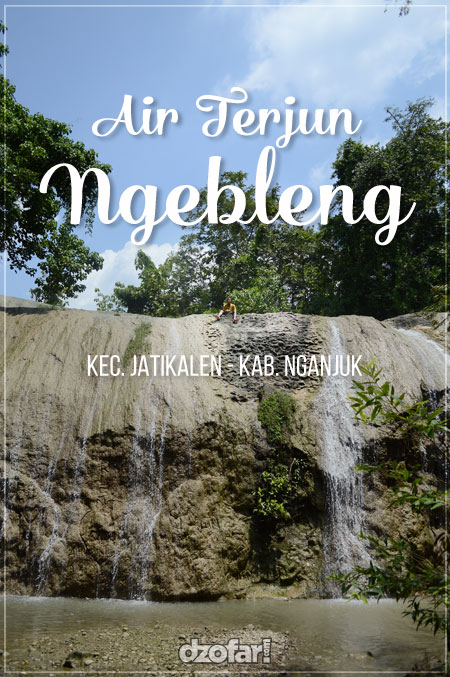 Air Terjun Ngebleng