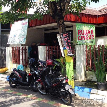 Rujak Cingur Jombang