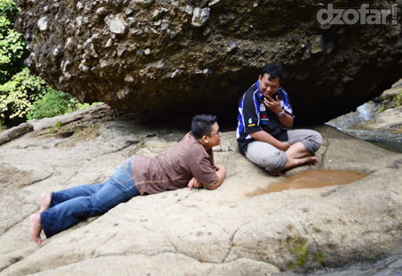 Tomi dan Arief