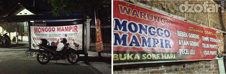 Penyetan Monggo Mampir
