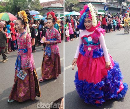 Karnaval SD Nganjuk