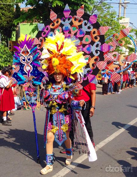 Karnaval SMP dan SMA